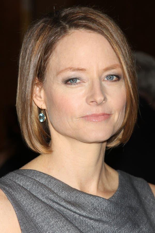 Jodie Foster imagens de stock