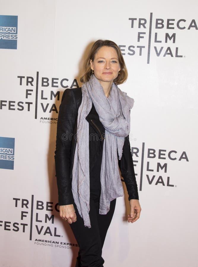 Jodie Foster imagen de archivo