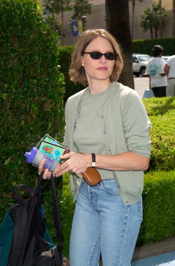 Jodie Foster imagenes de archivo