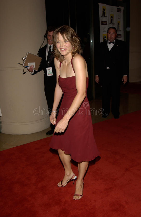 Jodie Foster photos stock