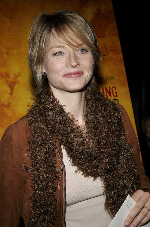 Jodie Foster fotografie stock