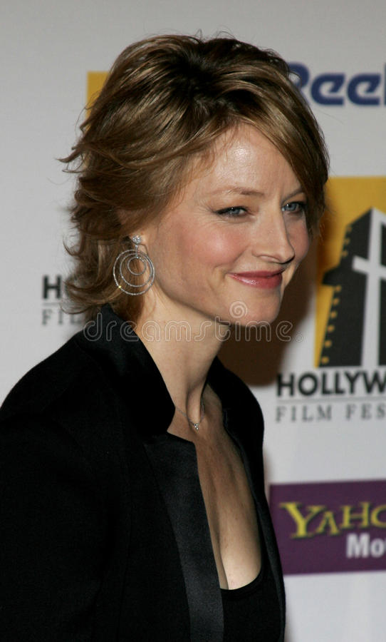 Jodie Foster stock photography