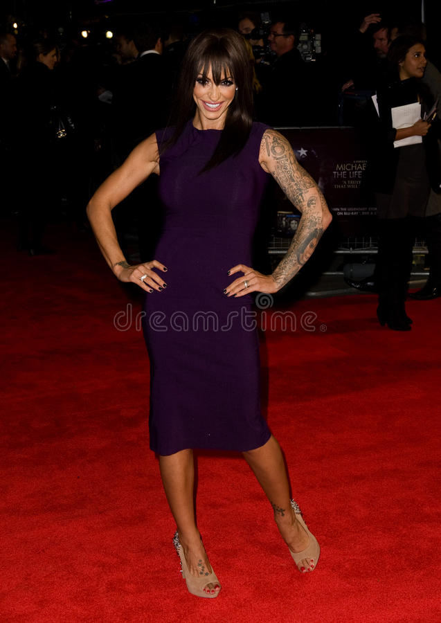 Download Jodie Marsh editorial stock photo. Image of square, life - 22862723