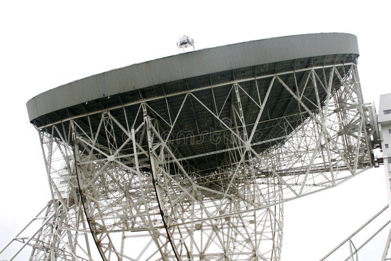 Download Jodrell Bank Radiotelescope Stock Image - Image: 7537541
