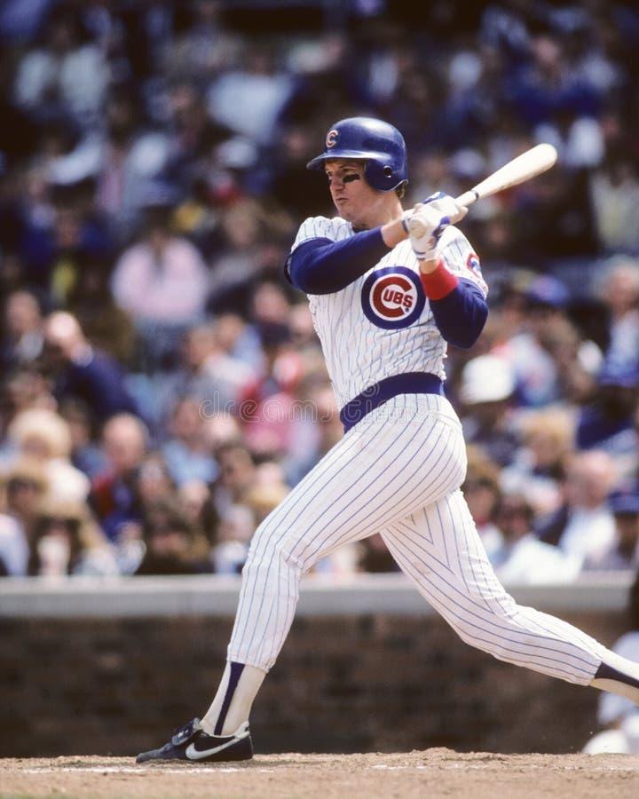 Jody Davis, Chicago Cubs image libre de droits