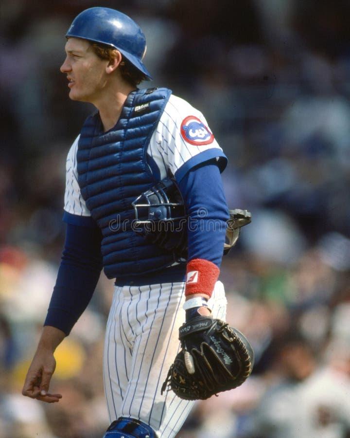 Jody Davis, Chicago Cubs photos libres de droits