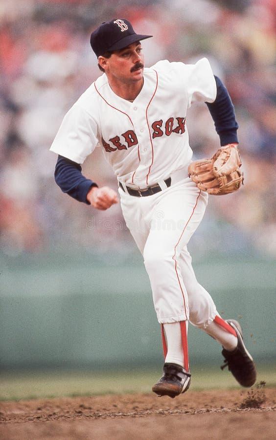 Jody Reed, les Red Sox de Boston photo stock