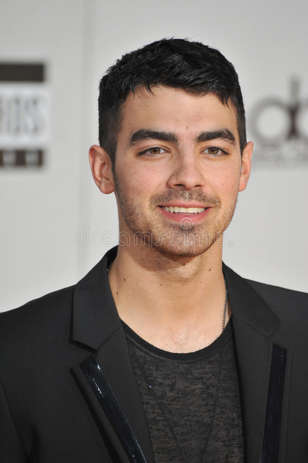 Joe Jonas,   photo libre de droits