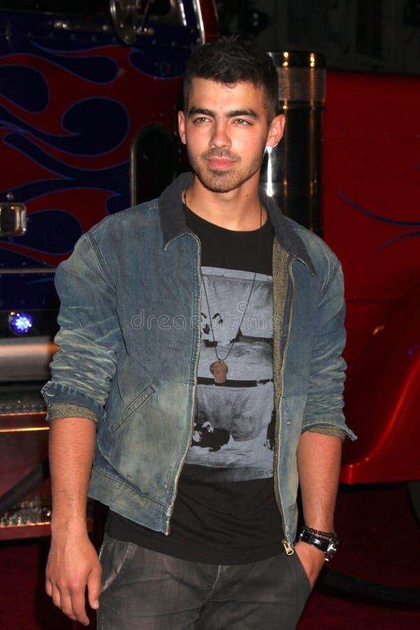 Joe Jonas Editorial Photography