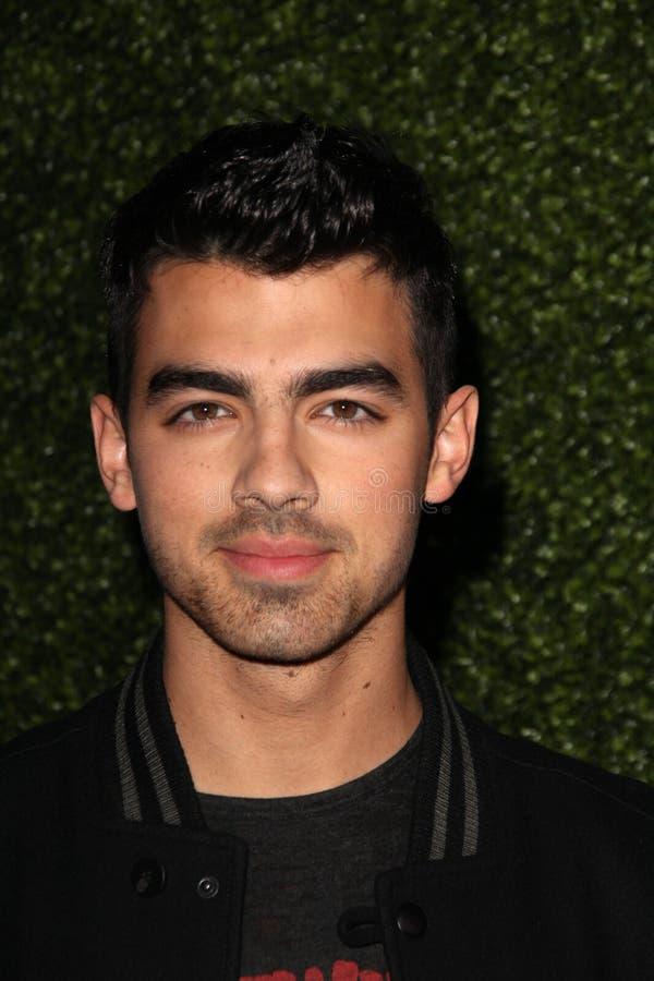 Joe Jonas royaltyfria foton