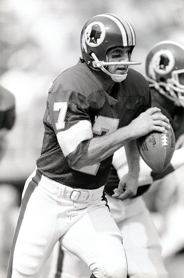Joe Theismann stockfoto