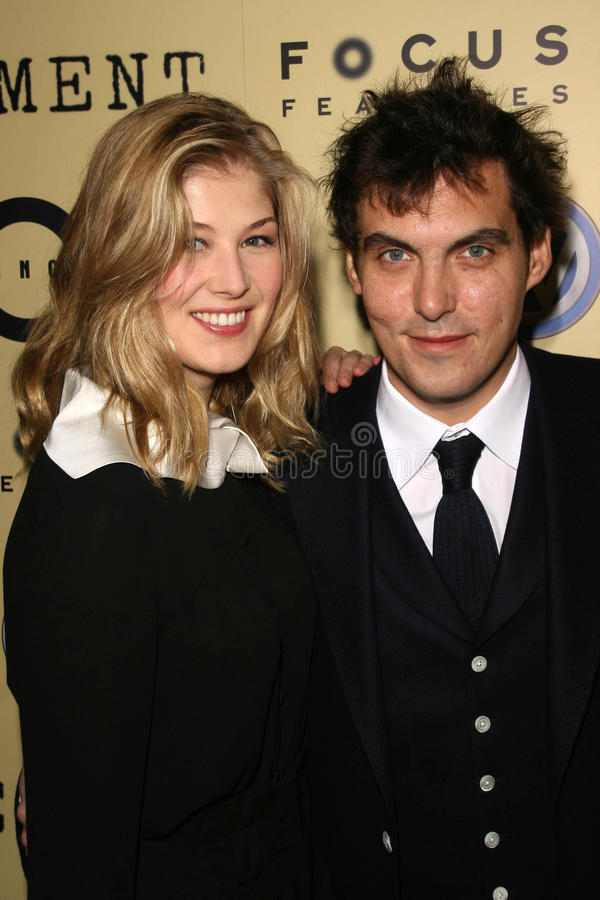 Download Joe Wright, Rosamund Pike Editorial Photography - Image: 23832697