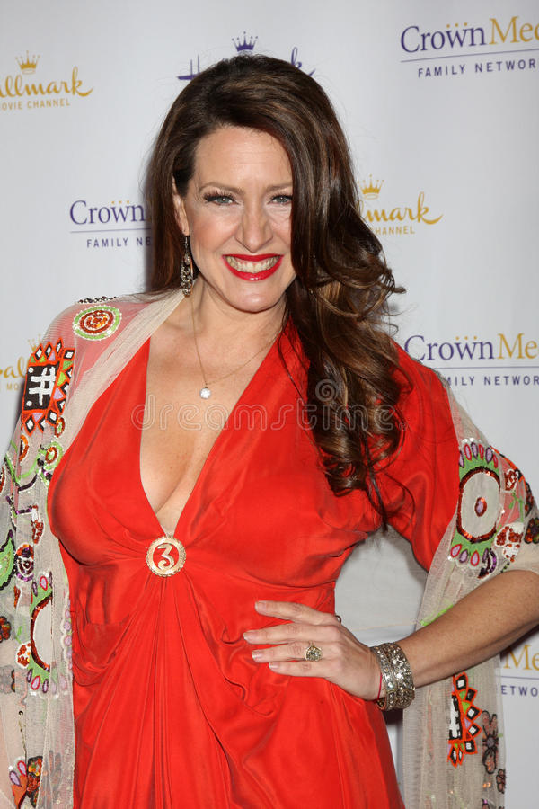 Joely Fisher stock photography