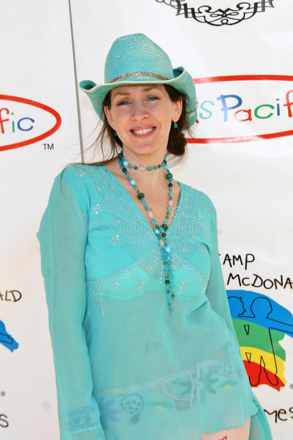 Joely Fisher royalty free stock photos