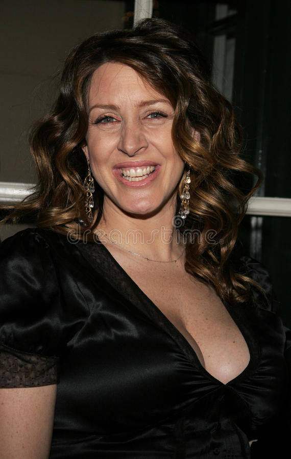 Joely Fisher stock image