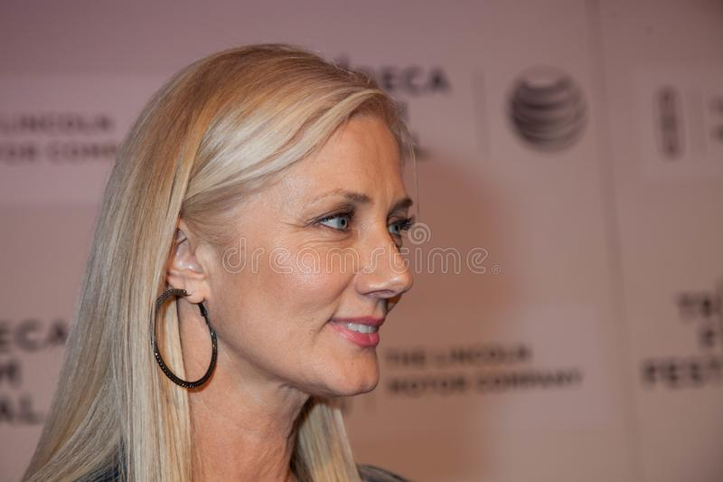 Joely Richardson stock foto's
