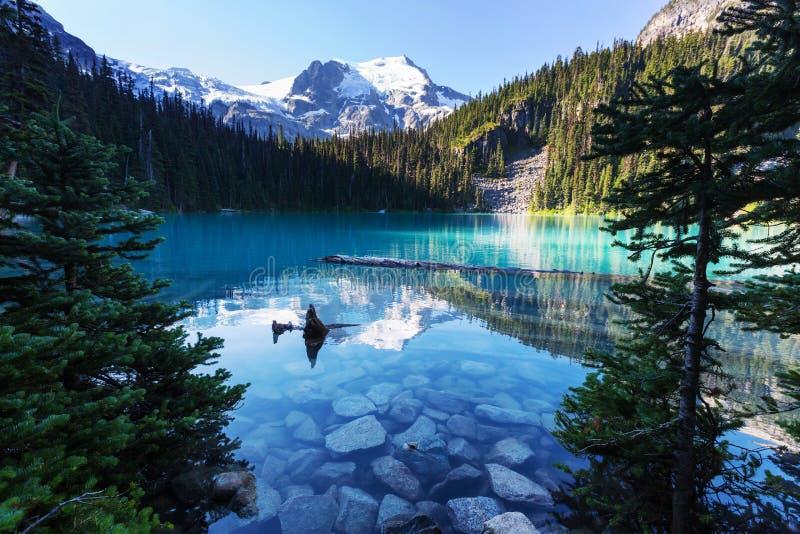 Joffre Lake photos stock