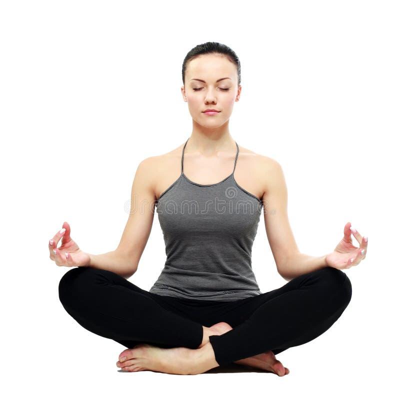 joga obrazy royalty free