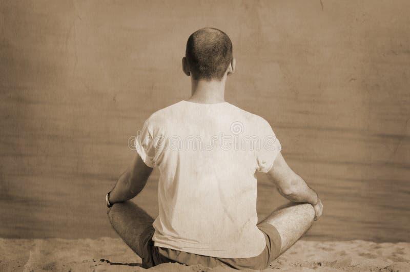 joga roczna zdjęcie royalty free
