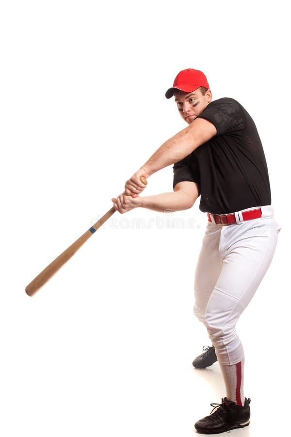 Jogador de beisebol imagens de stock