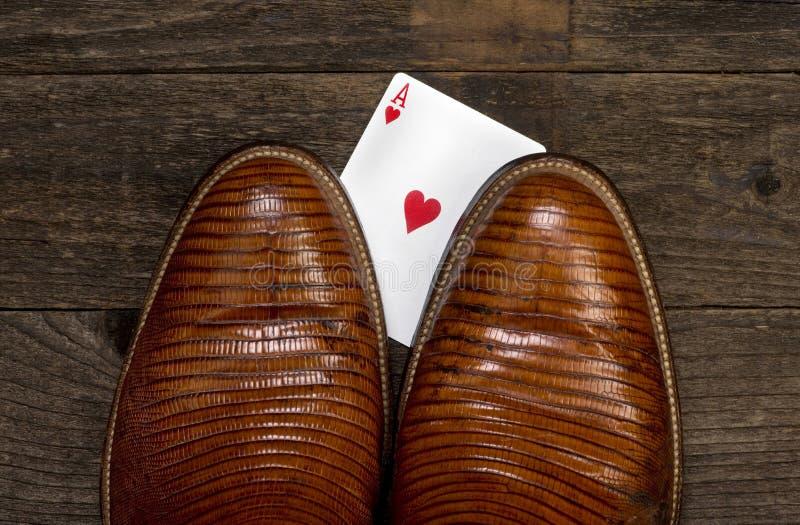 Jogador de pôquer fotos de stock royalty free