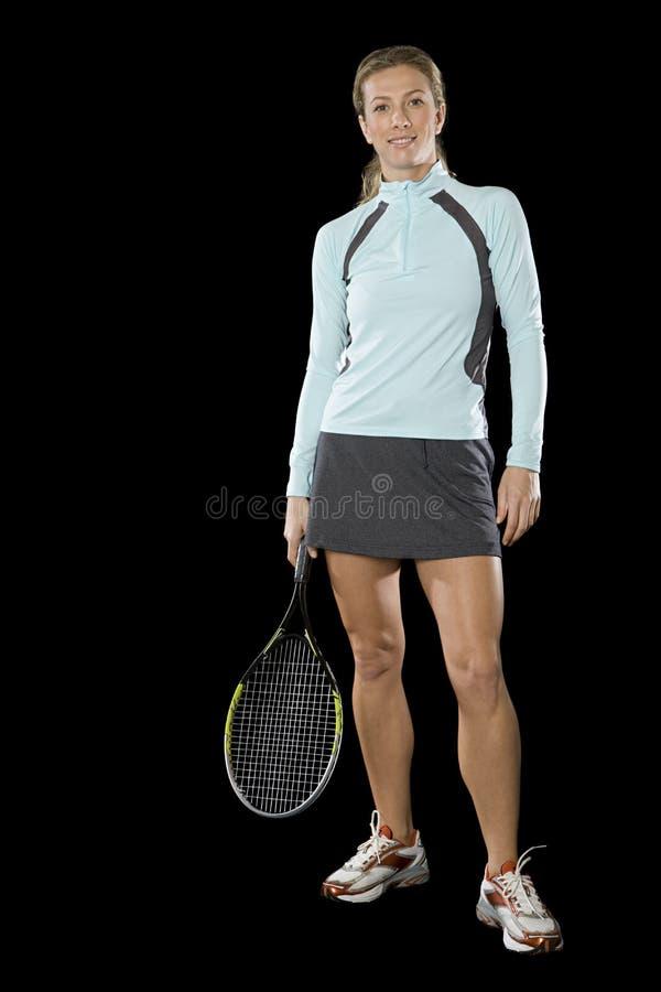 Jogador de tênis imagem de stock royalty free