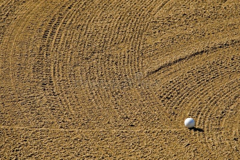 Jogando o golfe fotos de stock royalty free