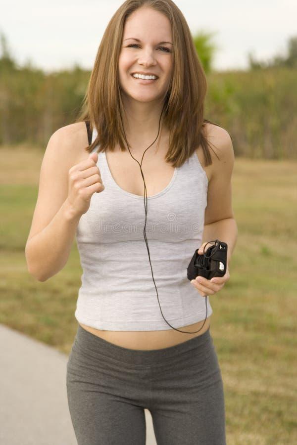 jogger zdjęcie royalty free