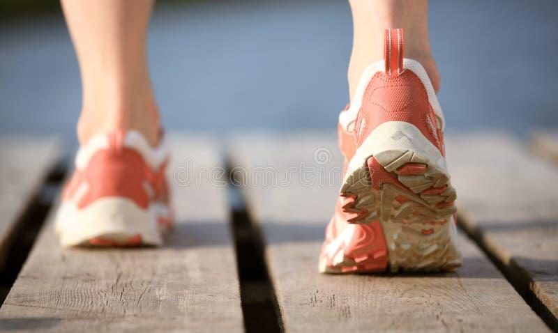 jogger fotografia royalty free