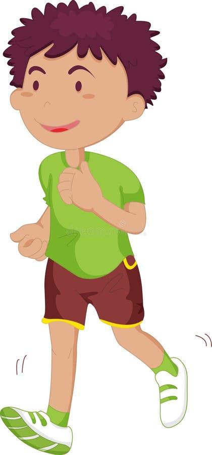 jogger ilustracji