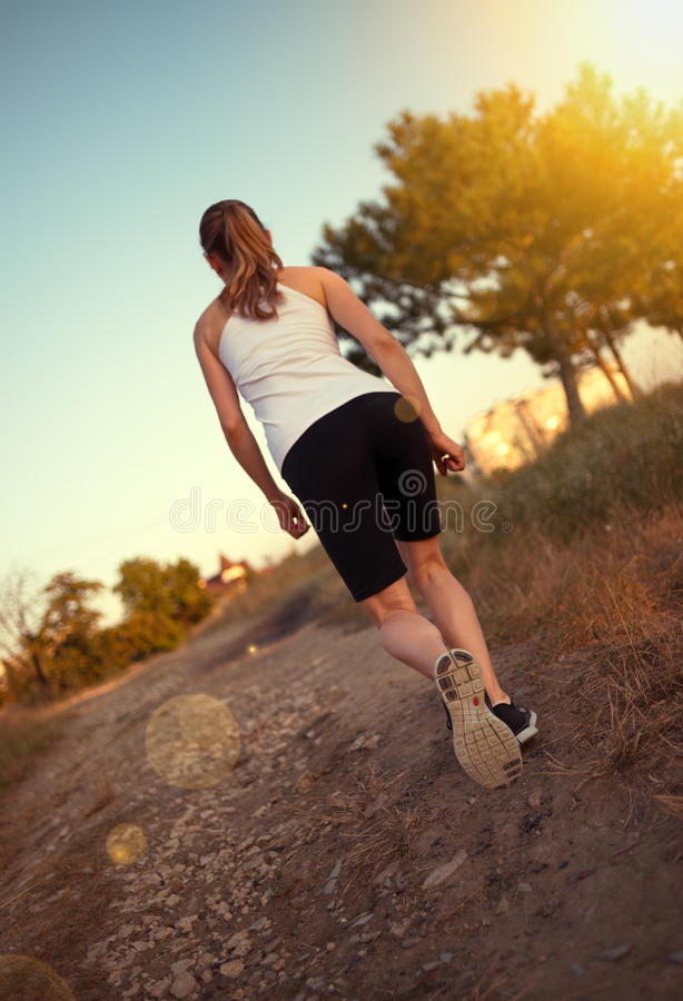 Download Jogger Woman Stock Images - Image: 34591064