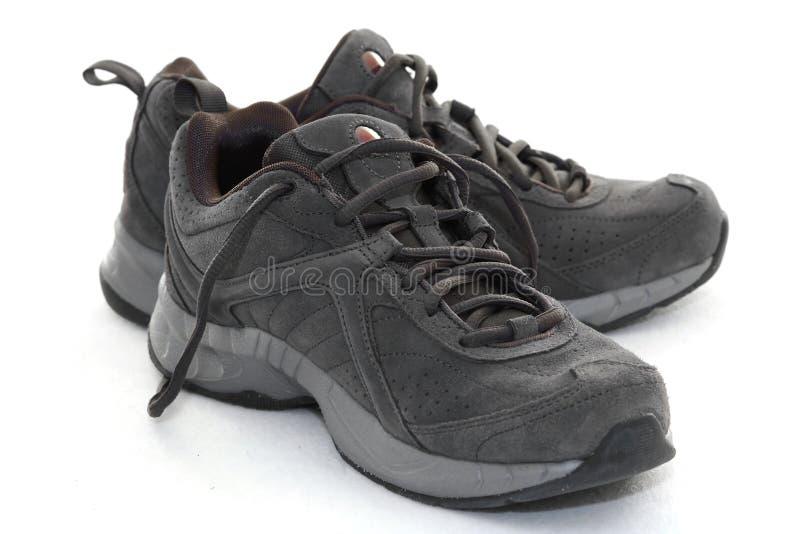 jogging ботинки стоковое изображение