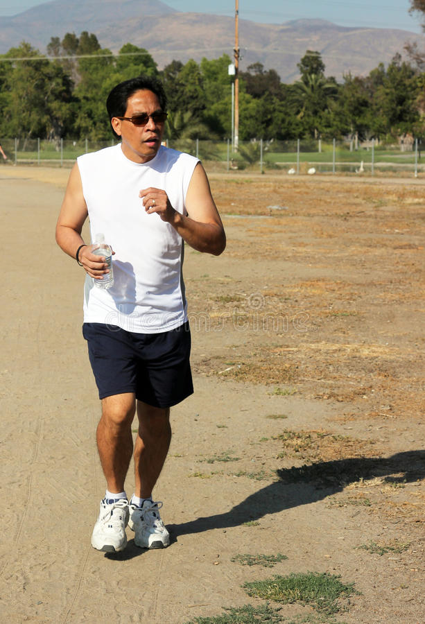 Download Jogging stock image. Image of fitness, athletic, jogging - 14666833