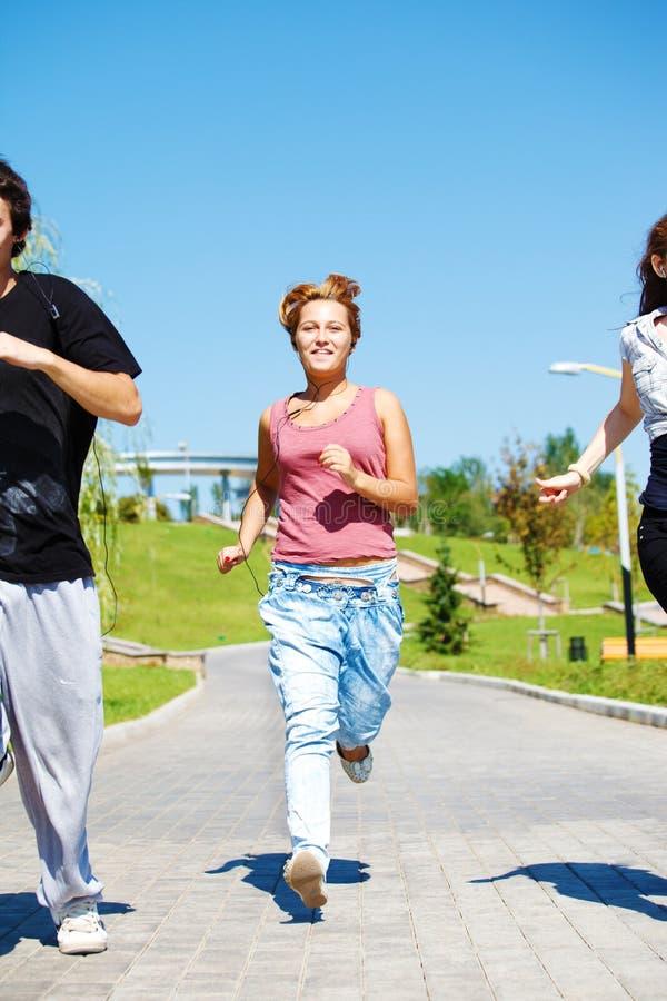 Jogging στοκ εικόνα
