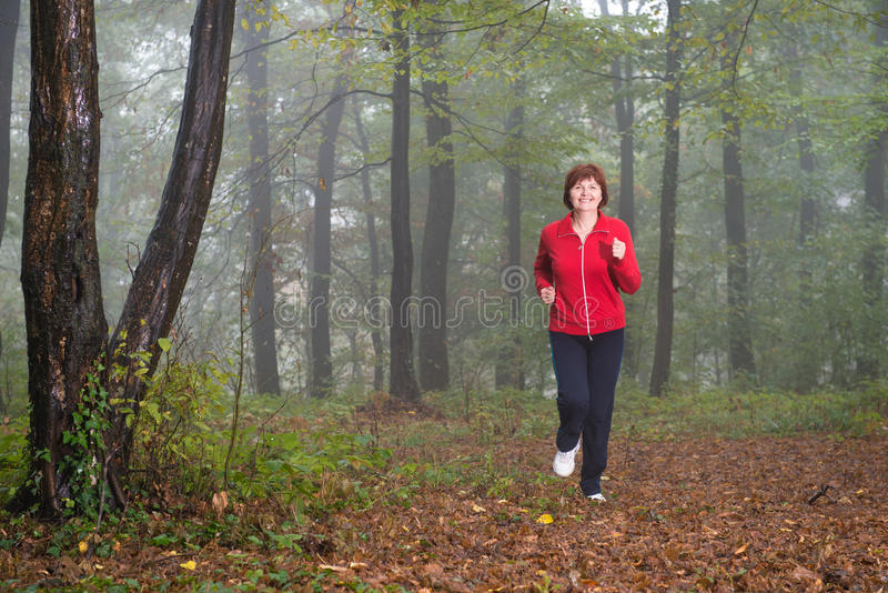 Download Jogging stock photo. Image of lifestyles, leafs, season - 28845774