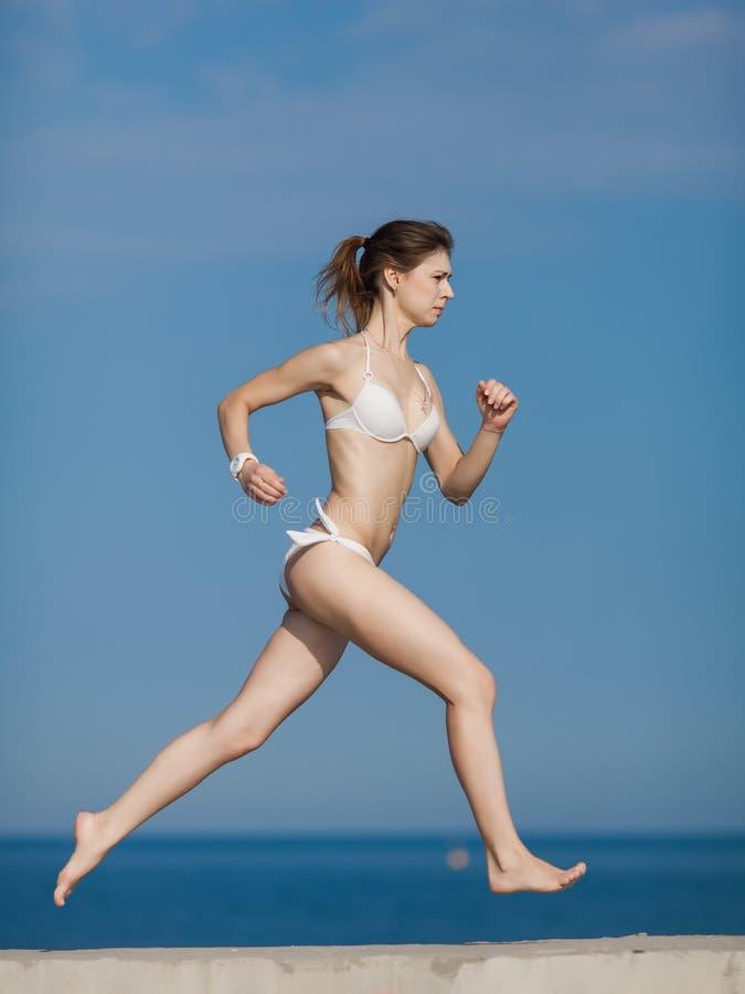 Jogging obraz royalty free