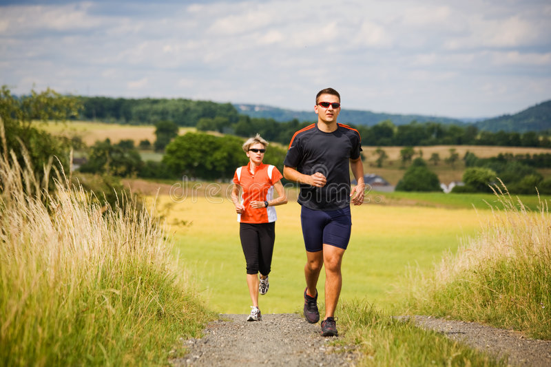 Download Jogging stock photo. Image of jogging, outdoors, lifestyles - 7881832