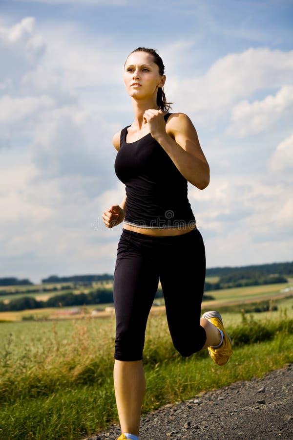 Jogging obraz stock