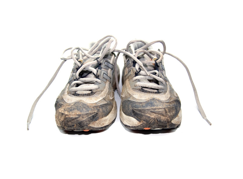 Joggingshoes image stock