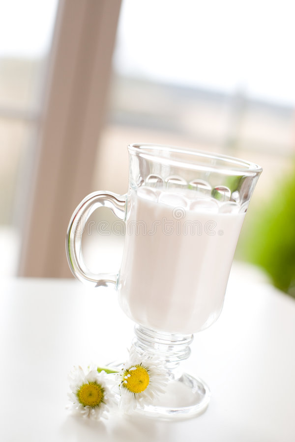 Download Joghurt in the glass stock image. Image of health, yoghurt - 4931035