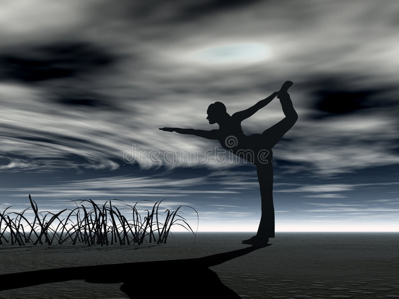 jogi ilustracji