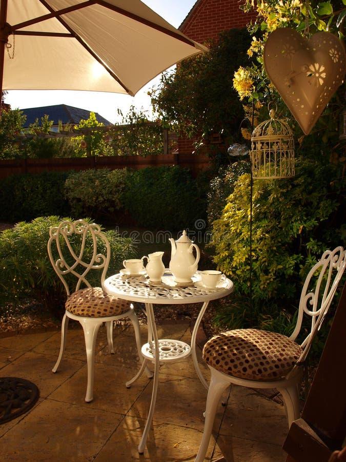 Jogo ao ar livre dos restaurantes fotos de stock royalty free
