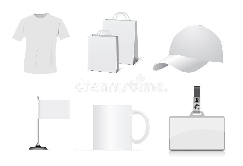 Download Jogo Da Identidade Corporativa Ilustração do Vetor - Imagem: 15380806