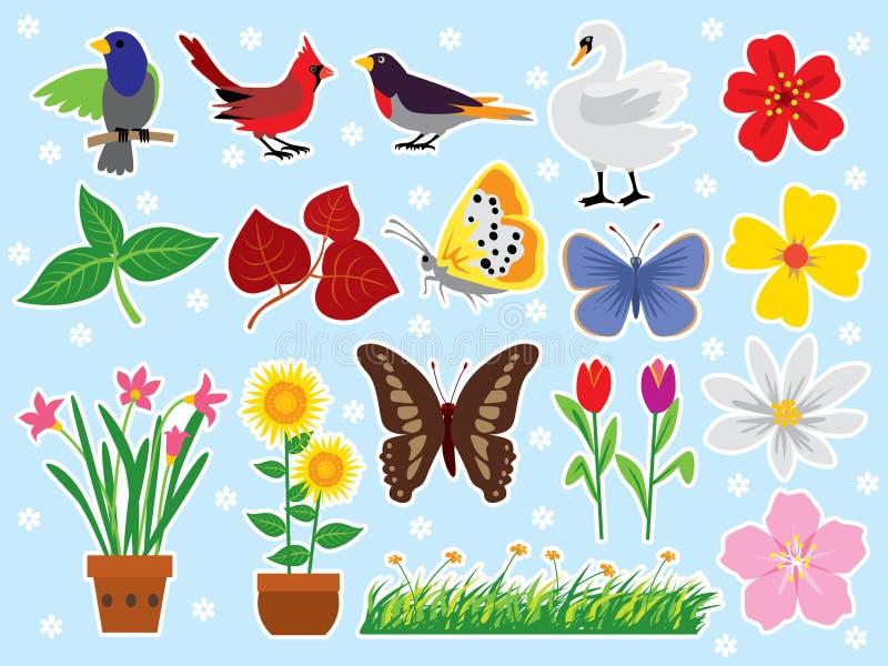 Download Jogo da natureza ilustração do vetor. Ilustração de invitation - 10059357