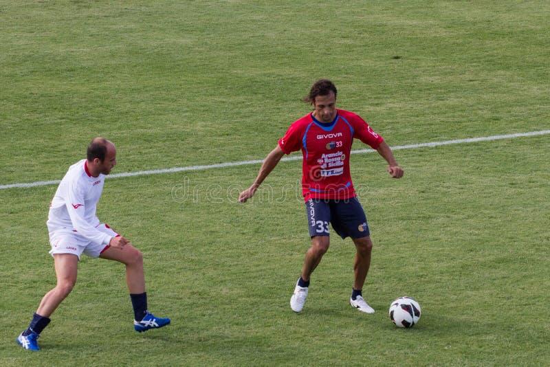 Download Jogo de futebol imagem editorial. Imagem de esfera, jogo - 26501190