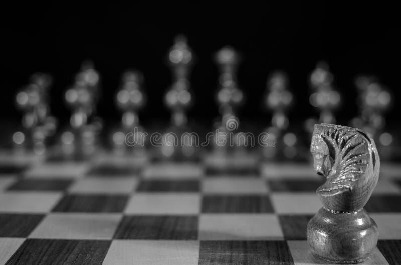 Download Jogo de xadrez foto de stock. Imagem de chessboard, lazer - 26507782