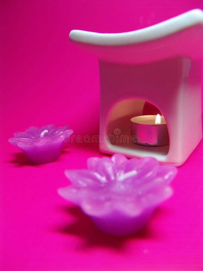 Download Jogo do abrandamento foto de stock. Imagem de rosa, fragrância - 525340