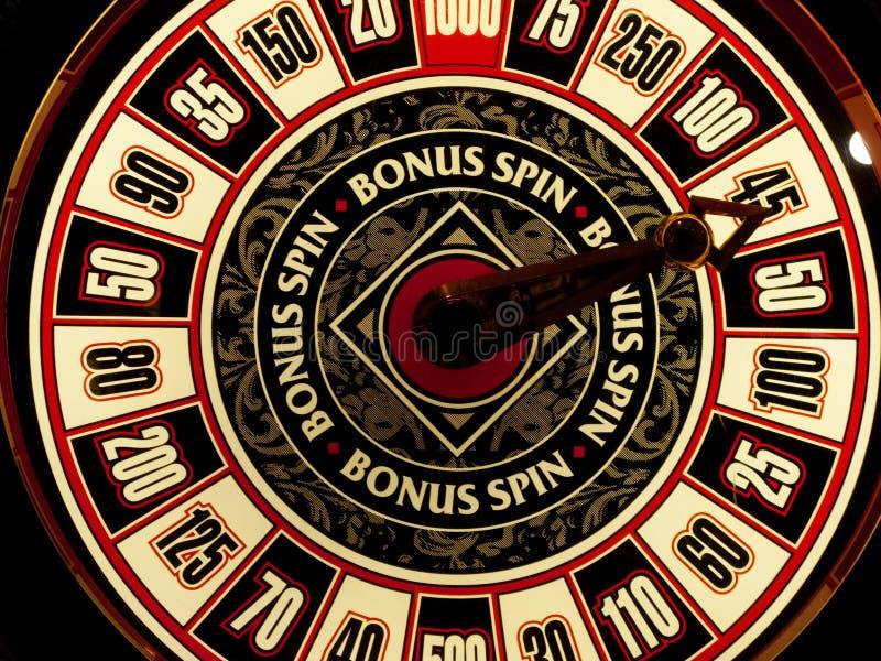Jogo do casino fotografia de stock