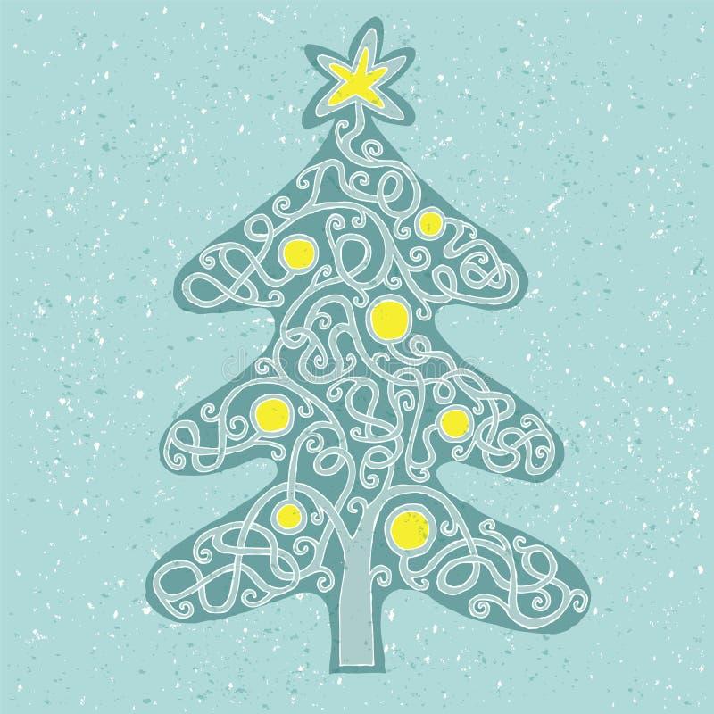 Download Jogo Do Labirinto Da Forma Da árvore De Natal Ilustração do Vetor - Ilustração de maze, entertainment: 29842579