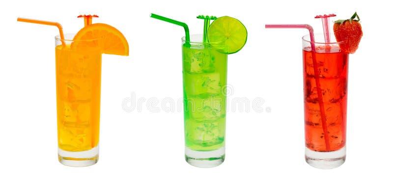 Jogo do partido de cocktail imagem de stock